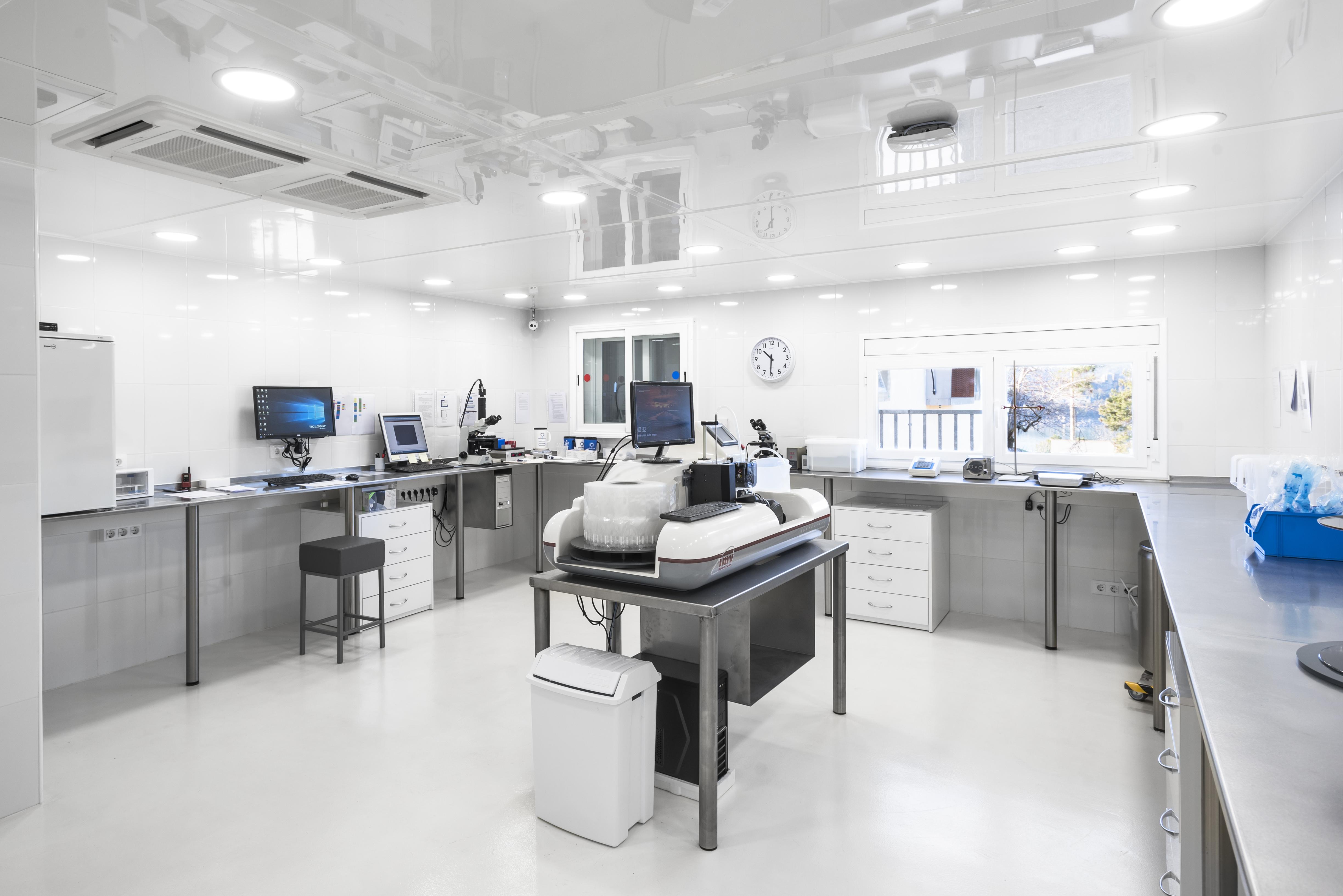 Insergal - laboratori